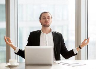 Fotel z masażem do biura - relaks w miejscu pracy