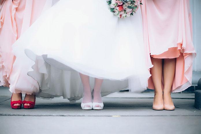 Klasyczne suknie ślubne
